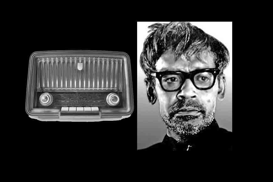 Never-before aired Ritwik Ghatak play on radio
