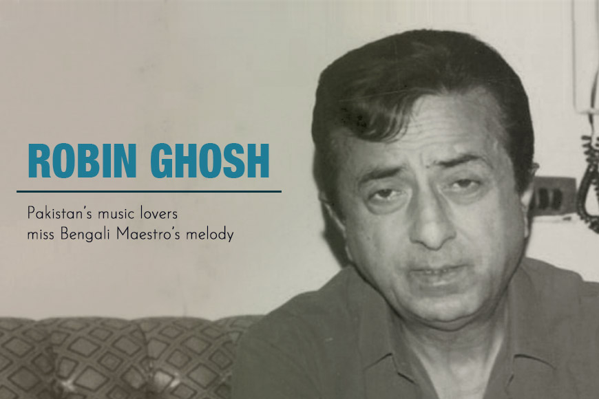 Robin Ghosh: Musician who gave the biggest hits in Pakistani movie industry