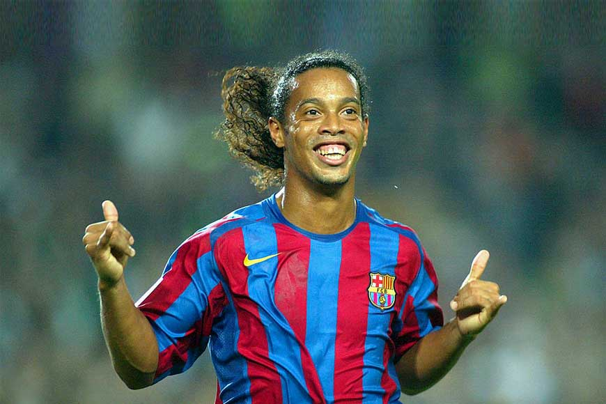 Will Kolkata be soccer star Ronaldinho's next port of call in 2020?