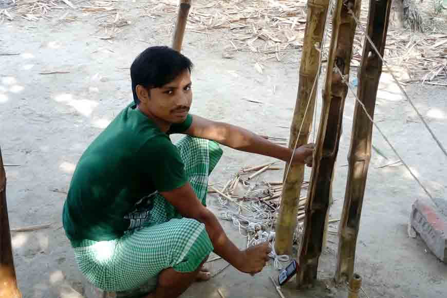 Artisans of a Burdwan village still make ropes