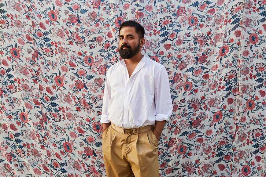 Bengali fashion designer Sabyasachi picked up by famous Swedish retailer Hennes and Mauritz