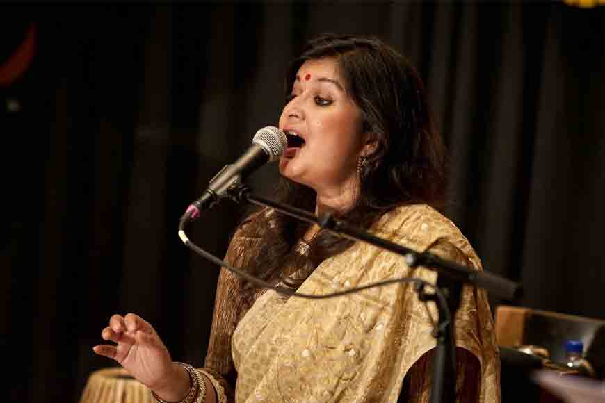 Renowned singer Sahana Bajpaie to perform in Kolkata on V-Day
