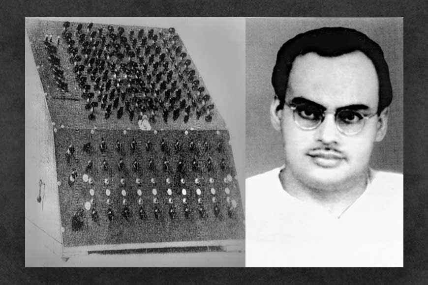 Samarendra Kumar Mitra – the man who built India's first computer!