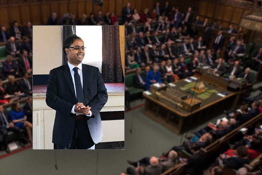 Sanjay Sen, a Bengali Engineer is contesting British elections!
