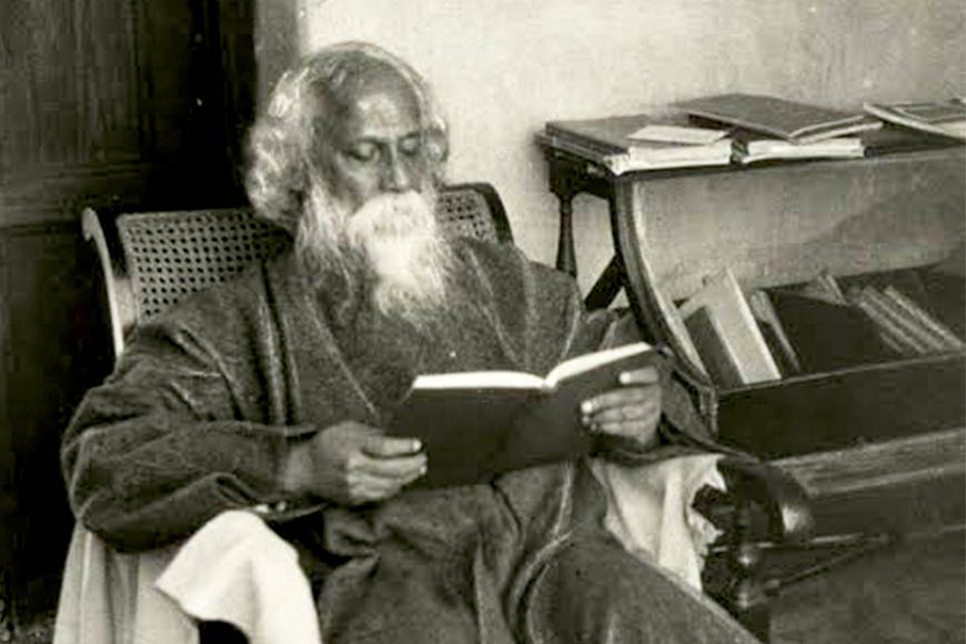 Rabindranath Tagore's love for a Library of Books