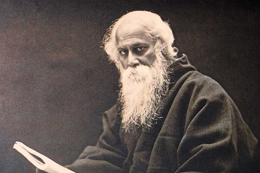 Tagore and his boundless curiosity