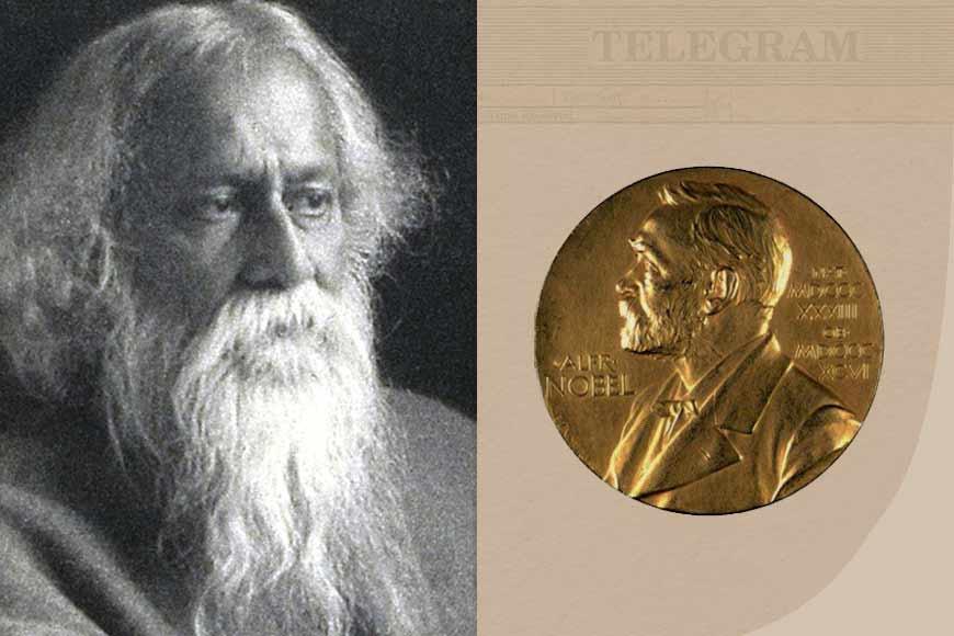 The Nobel Prize news that came via Telegram