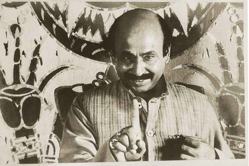 Not just as Jatayu, Santosh Dutta acted in various roles with elan!