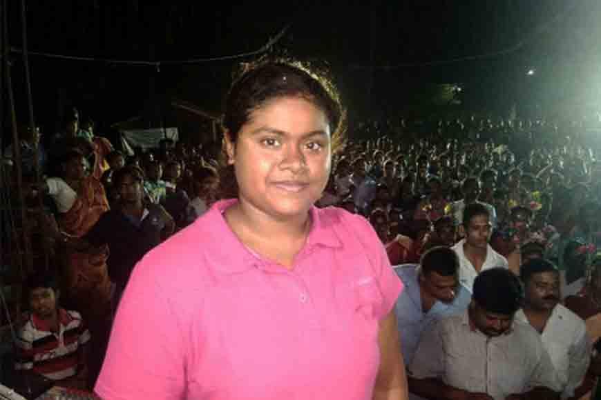 The girl from Kalna who swam across international channels