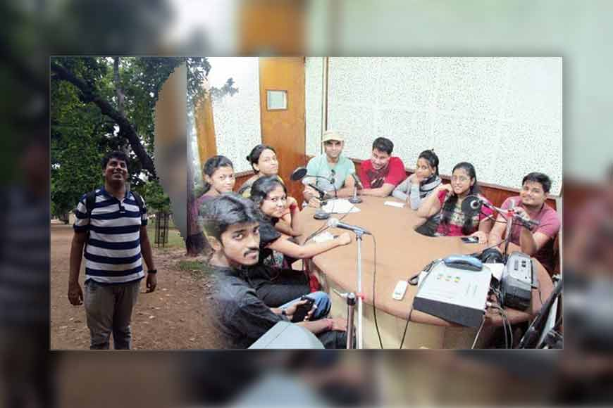 First Reader-Writer Bank for Blind in Kolkata set up by visually challenged Sayantan