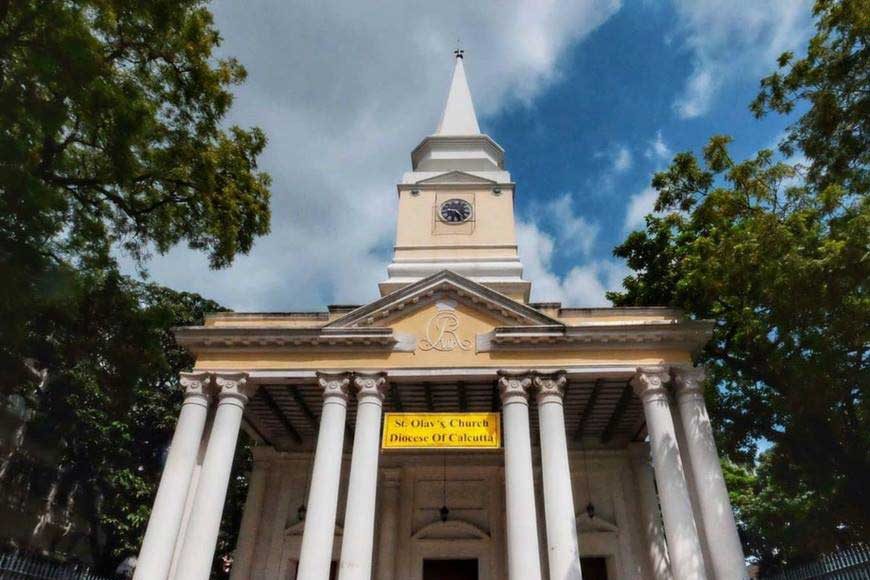 Serampore's churches tell of its European past