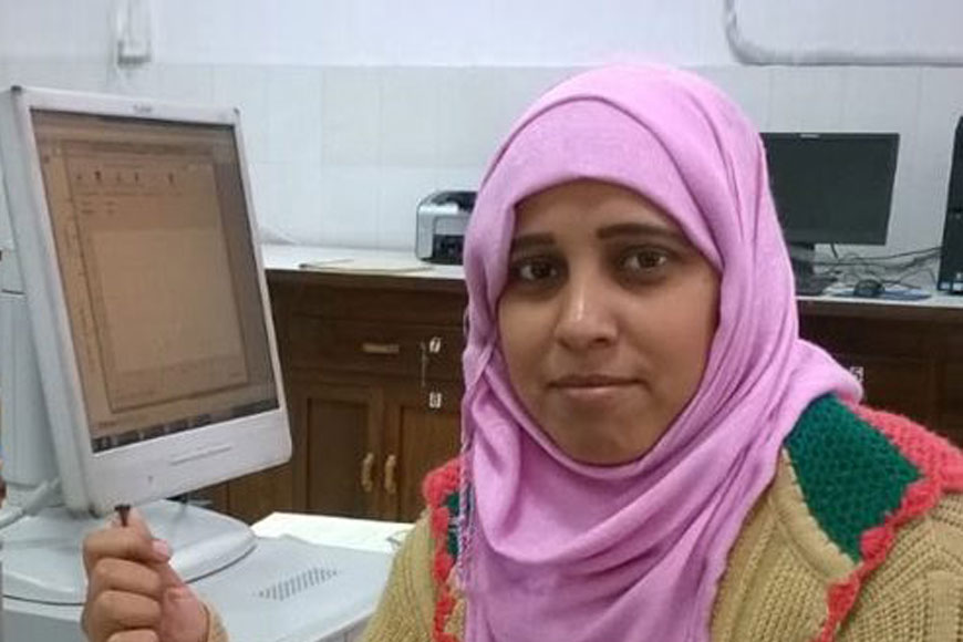 Burdwan's Shamima Khatoon chosen by 'Nature' journal for int'l science conference