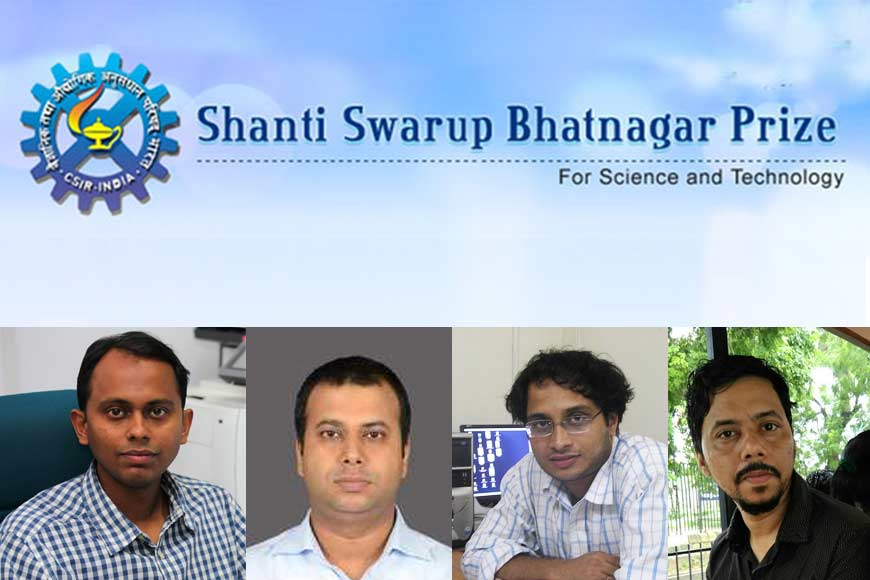 Bengali scientists shine bright in India's highest Science Award – Bhatnagar Awards