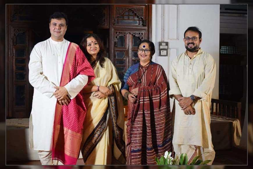 Santiniketan's Udayan comes alive with Shataborsho Porey