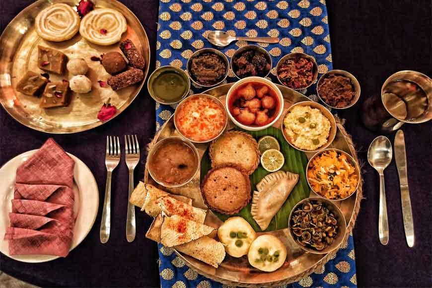 Bengal's unique Sheherwali Cuisine – the Royal Vegetarian delight of Murshidabad