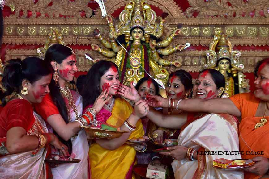 Why Bengal celebrated highly patriarchal ritual of Sindoor Khela after Dashami?