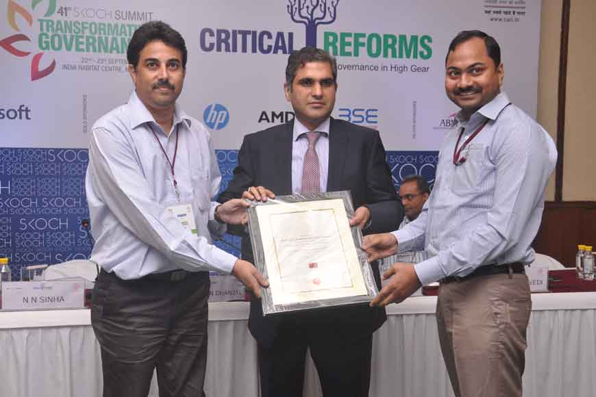 Bengal bags top project awards from Skoch Foundation
