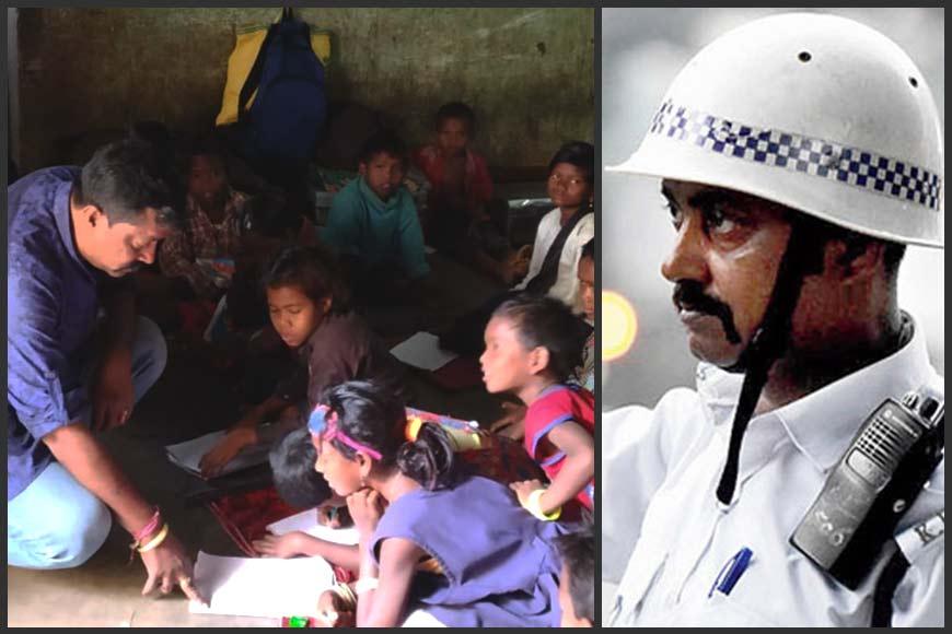 KP constable Arup Mukherjee called 'Shobor Pita' for supporting Purulia's Shobor children