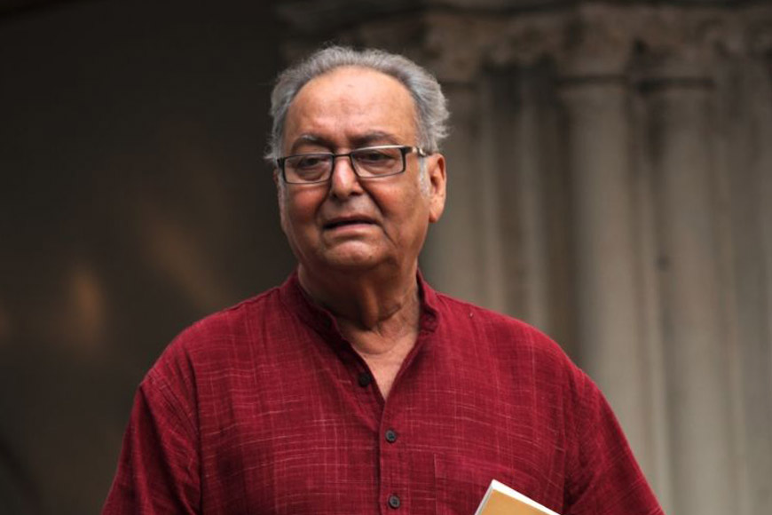 The Soumitra Chattopadhyay I knew, from 'kaku' to 'babu'