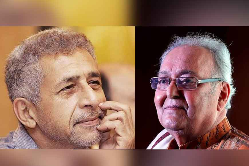 Soumitra and Nasiruddin in new film to address 'intolerance'