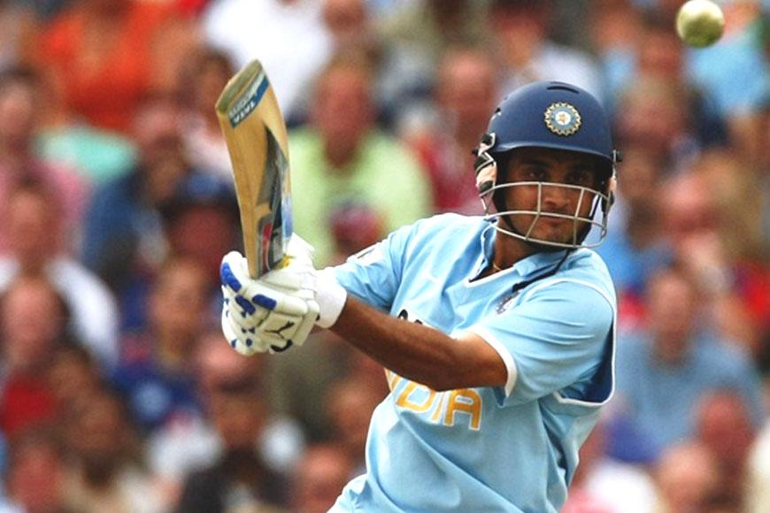 The 'Maharaja' of Indian cricket – Sourav Ganguly
