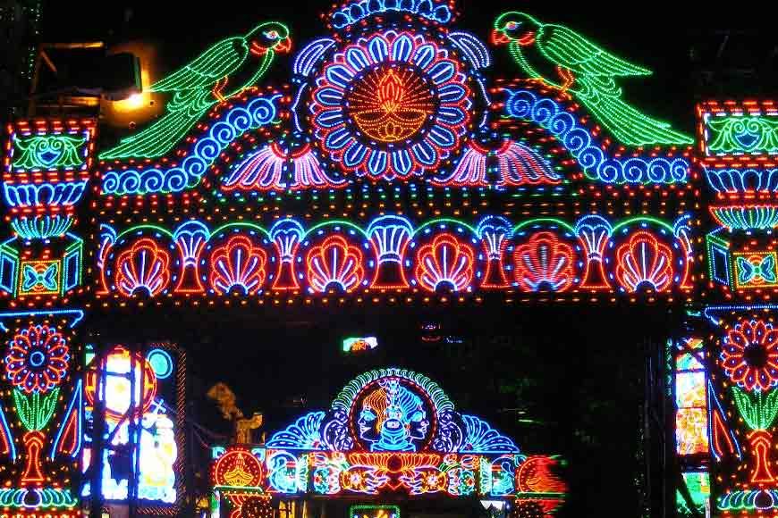 Light Makers of Chandannagar and legendary Sridhar Das. How illumination art changed