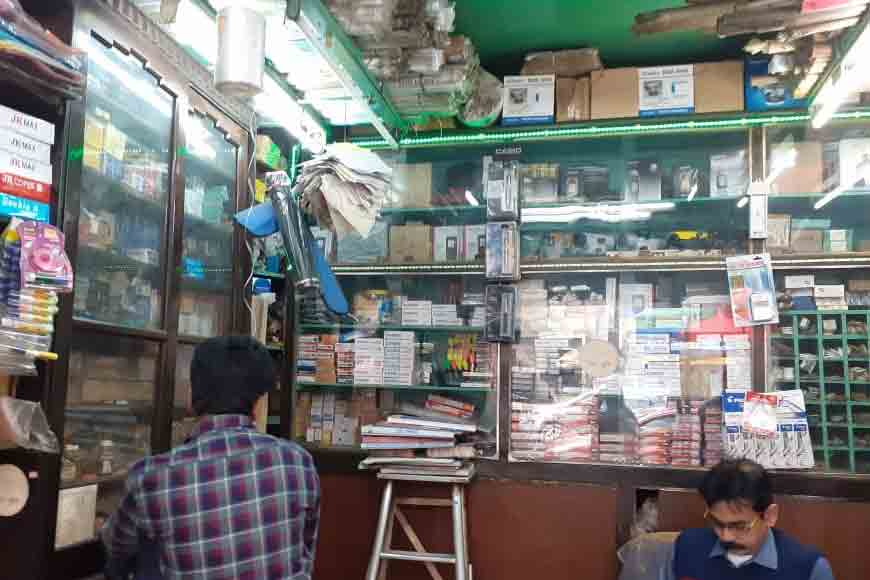 The Bengali shop that supplied the first ever survey equipment to IIT