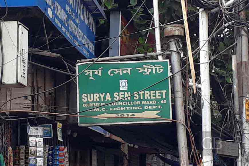 Surya Sen Street – As defiant as its namesake Masterda!