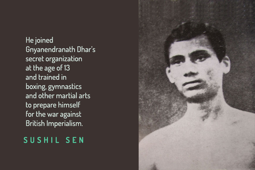 How Human Rights preacher, the mighty British, tortured 15-year-old Sushil Sen!