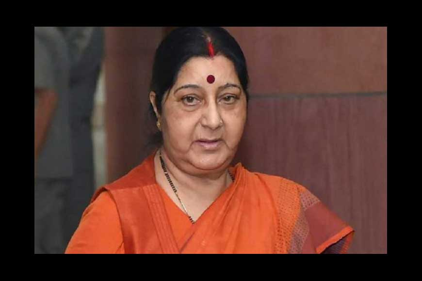 Remembering Sushma Swaraj through her fiery speech ripping Pakistan