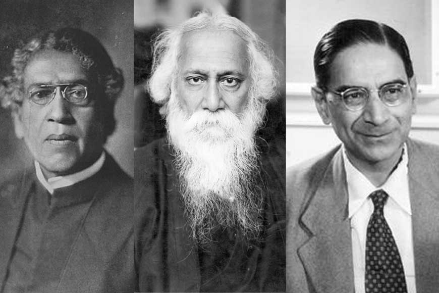 Confluence of Minds – Tagore, Bose & Mahalanobis