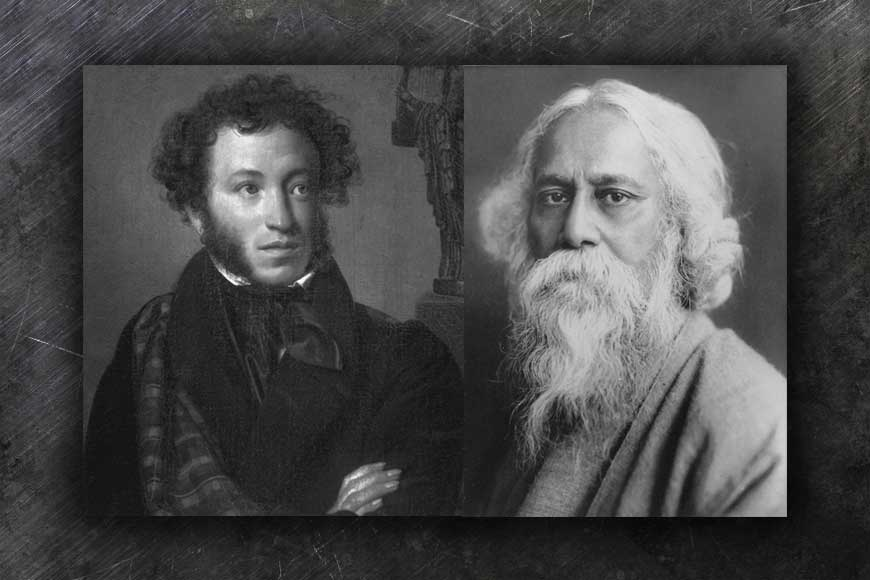 This book fair, celebrate the connect between Tagore and Russian poet Pushkin
