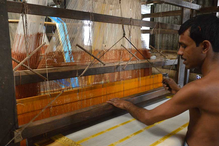 State-owned Tantuja goes online to support weavers of Bengal