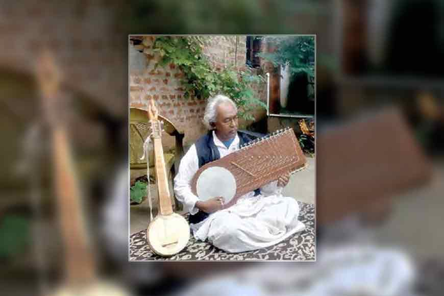 Bengal's Baul invents new musical instrument -- Taramandal
