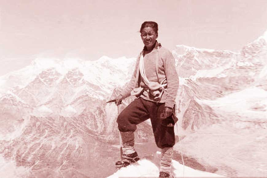 The man who made Mount Everest famous
