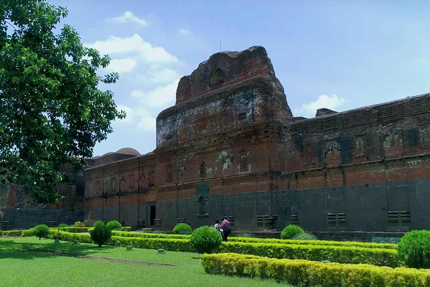 We speak of Terracotta temples, but not of Terracotta mosques of Bengal! Hidden treasure