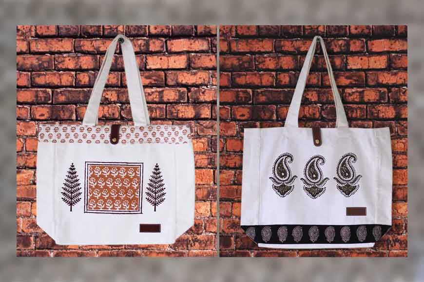 Tote bags, a perfect blend of beauty and utility