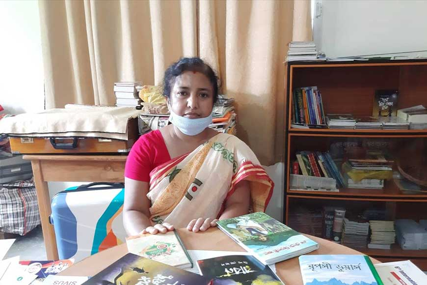 Misha Ghosal, messiah of Alipurduar's Toto tribal girls, gets National Award for teachers