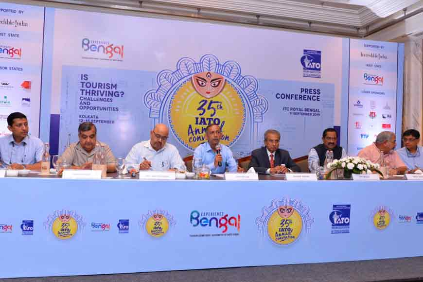 convention of Indian Association of Tour Operators held in Kolkata