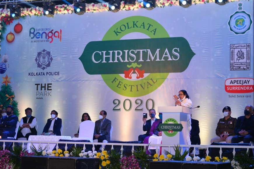 Kolkata Christmas Festival gets underway