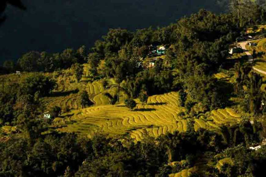 Kagey near Kalimpong is like a page out of a fairytale!