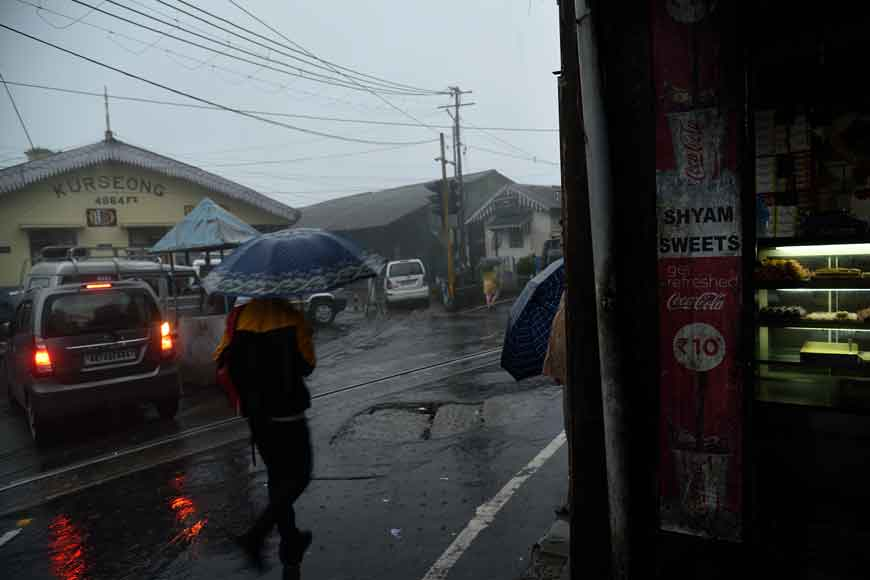 Kurseong in the rains, an experience not to be missed