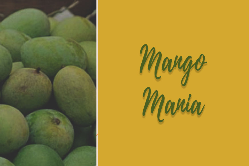 MANGO MANIA! Two historical mango recipes from Bengal