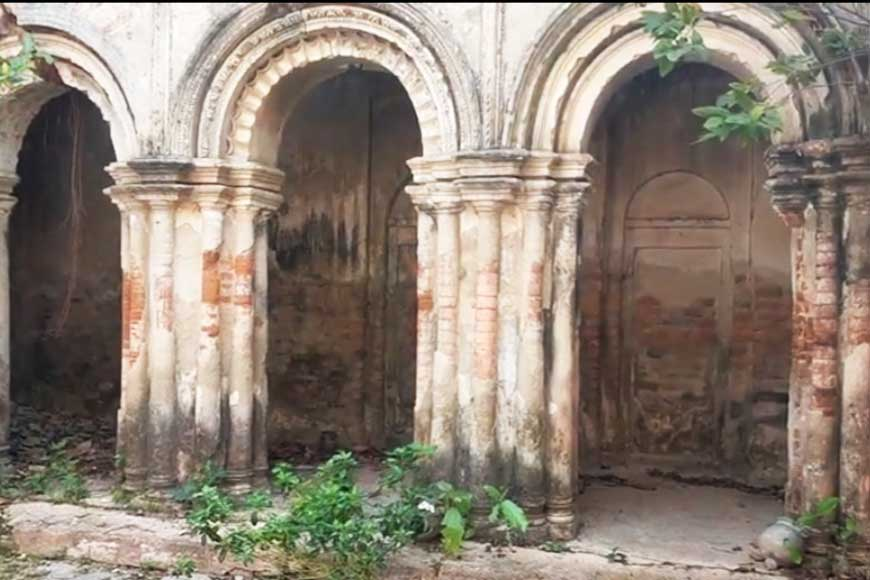In search of a forgotten zamindari --- Parbatipur near Bolpur is a historical delight