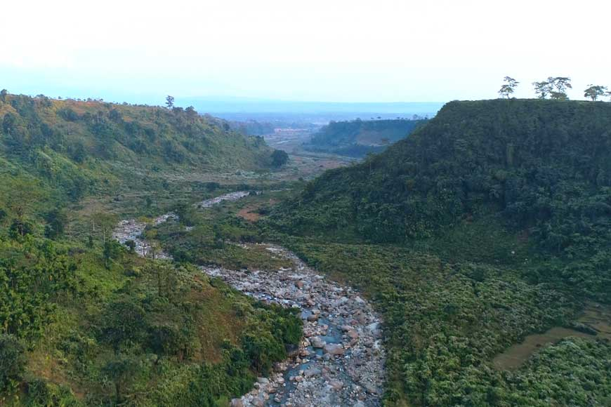 Samsing – the land of verdant tea gardens and colourful butterflies