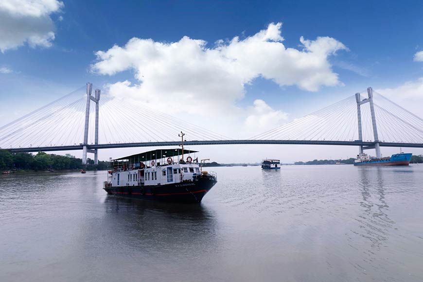 Business conference on the Hooghly, anyone?