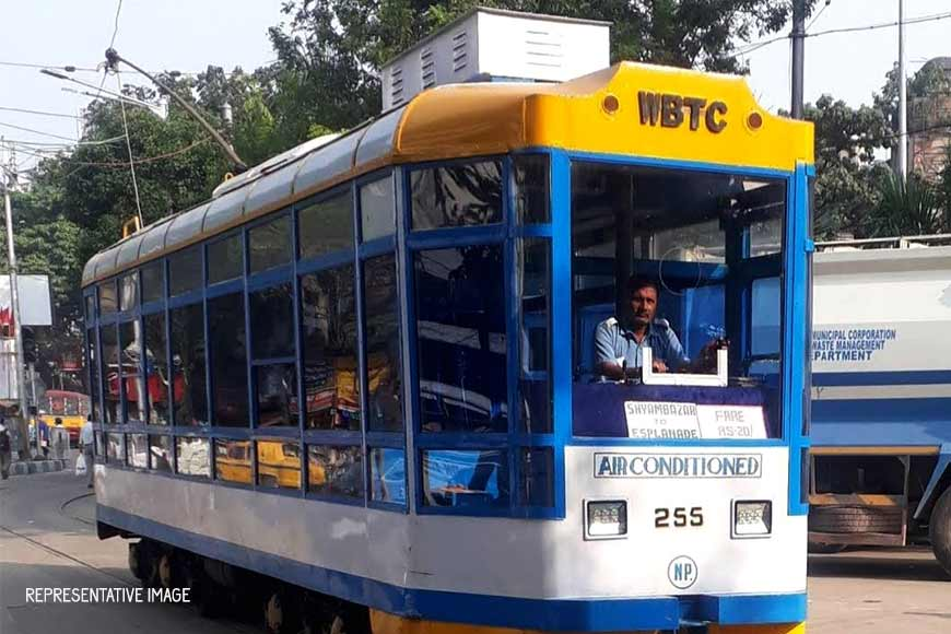 First Tram Library of India launched in Kolkata yesterday!