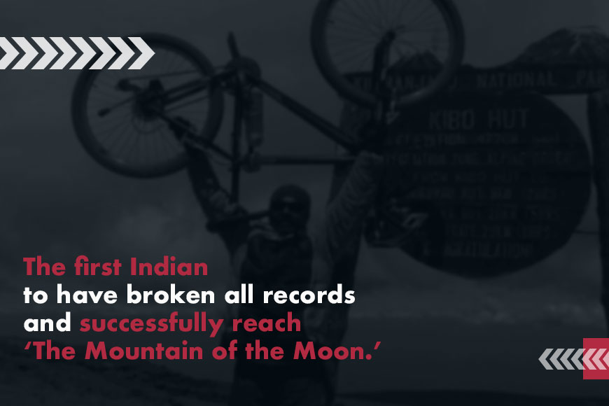 Meet Ujjwal Pal-- the man from Siuri who cycled to the top of Chander Pahar