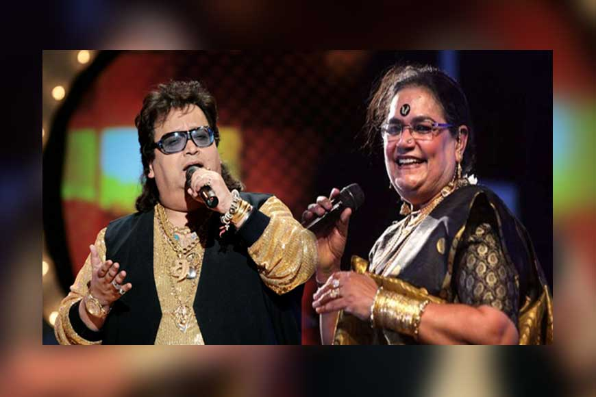 Queen of Christmas songs & pop, Usha Uthup teams up with Bappi Lahiri