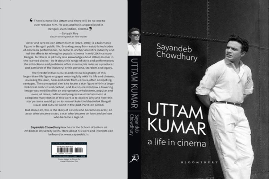 PUJO READ: Uttam Kumar --- A Life in Cinema; Bloomsbury